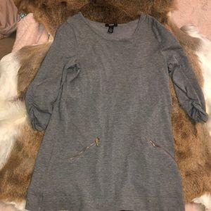 Alfani sweater dress/top